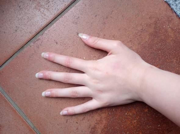 Findet ihr diese Nagellänge OK für 12 Jahre oder welche wäre angemessen?