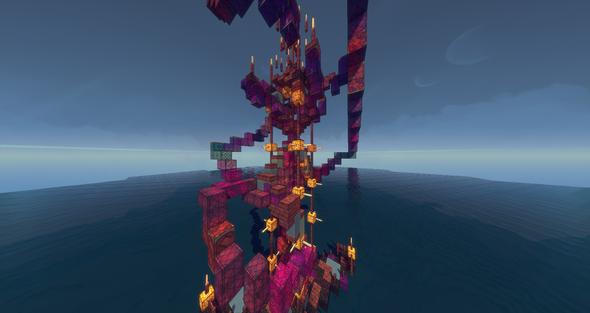 Spawn - (Minecraft, spawn)