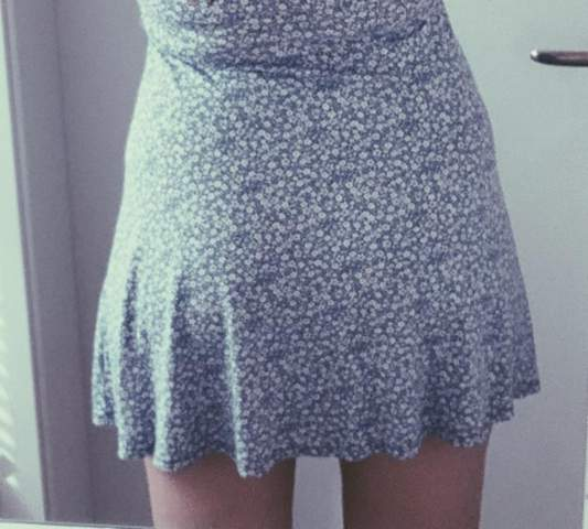 Do you find this dress too short?