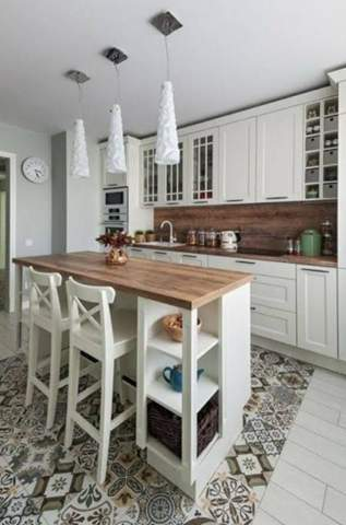 Do you find your kitchen nice?