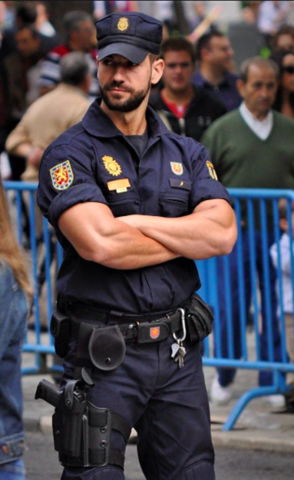 Does your women find men who work with the police sexy?