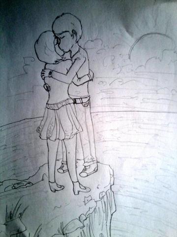 Meine Zeichnung - (Kunst, Hobby, zeichnen)