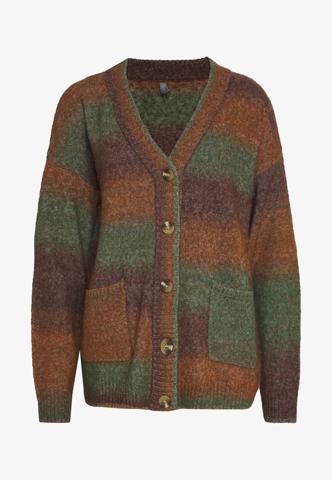 Findet ihr solche Pullover und Strickjacken mit Farbverlauf zu öko?