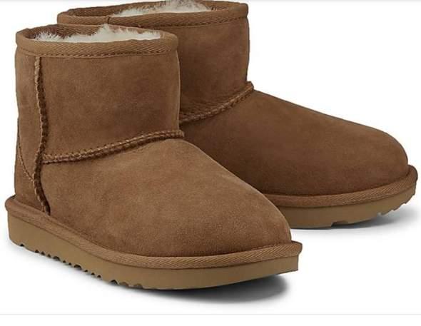 Findet ihr Ugg boots schön oder hässlich?