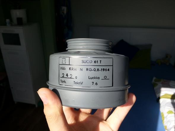M61 Filter - (Filter, giftig, finnland)
