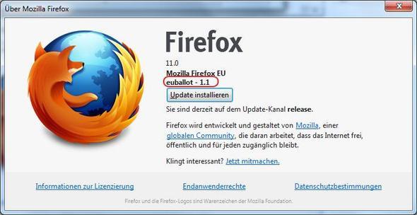 Was bedeutet das? - (Firefox, euballot)