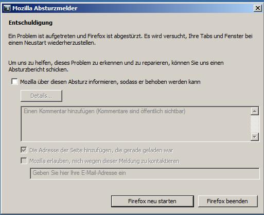 Firefox 46 Deutsch