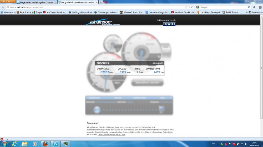 Firefox Lädt Sehr Langsam