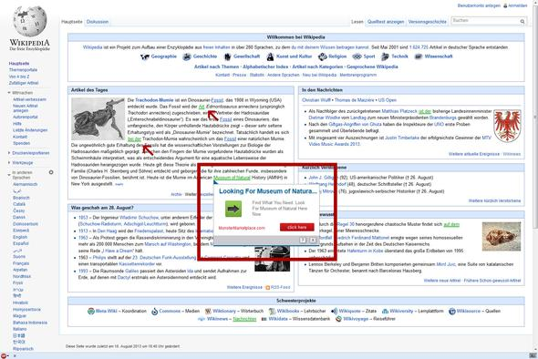 Grüne Wörter - (Internet, Mozilla-Firefox, Deal)