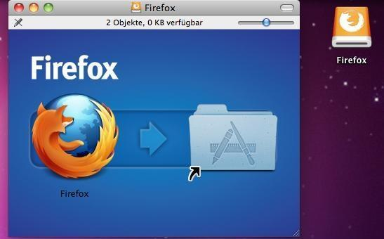Firefox-Symbol - (Apple, Mac, Firefox)