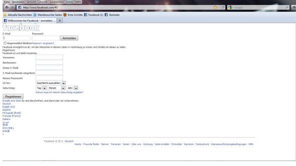 Firefox Zeigt Keine Bilder Und Grafiken Mehr Internet