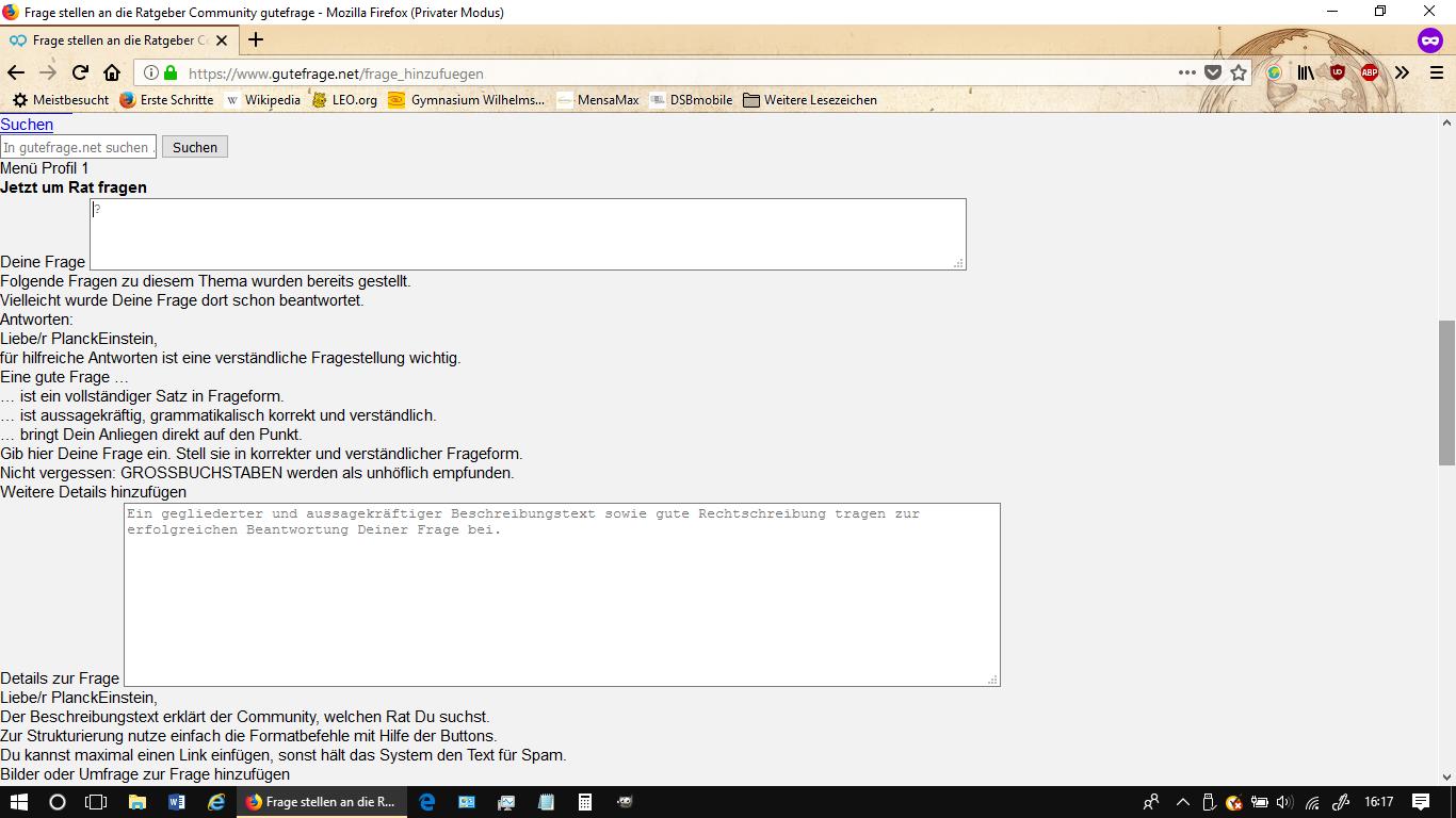 Firefox öffnet Sich Nicht
