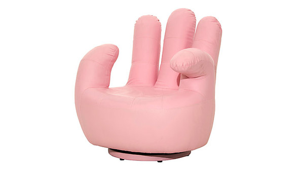 Handfinger Sessel Möbel Einrichtung