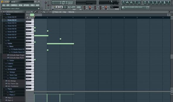 Piano Roll Problem - (Programm, Beats, FL Studio)