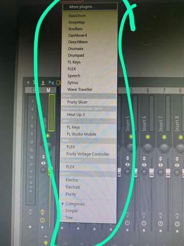 Fl studio plugin picker?