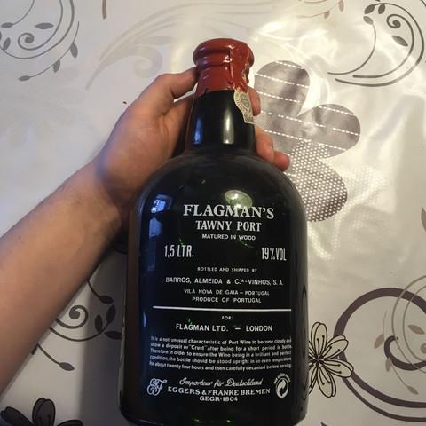 Rückseite  - (Freizeit, Wein, Flagmans)