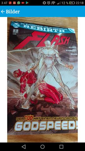 - (Filme und Serien, Comic, Flash)