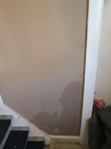 Flecken an der Wand nach dem Streichen? (Renovierung ...