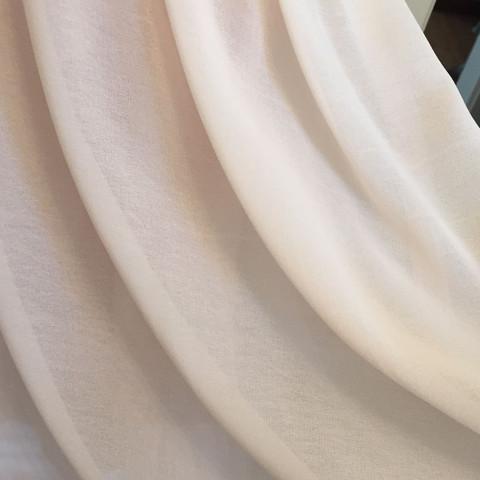 Chiffon kleid waberflecken