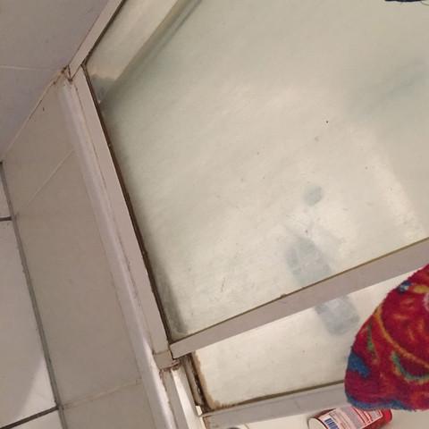 Dusche  - (Küche, Flecken, Bad)