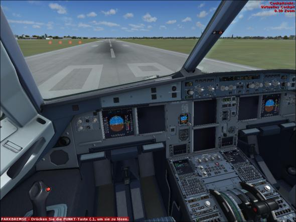 Flight Simulator (FSX)  A320 Probleme ?