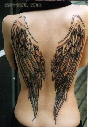 - (Kosten, Tattoo, Engel)