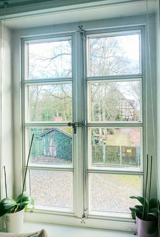 Das Fenster  - (Fenster, Kindersicherung)