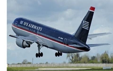 US Airways - (USA, Flugzeug, Flughafen)