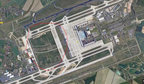 Flughafen BER: Was soll aus dieser Fläche werden?
