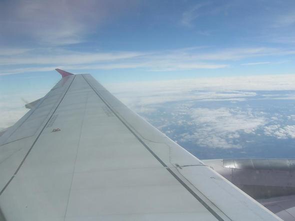 Flugzeug - (Reise, Flughafen, Spanien)