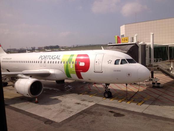 Tap - (Flugzeug, fliegen, Flughafen)