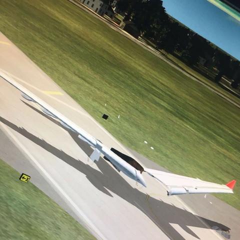 Hier könnt ihr das Flugzeug sehen! - (Computer, Flugzeug, FSX)