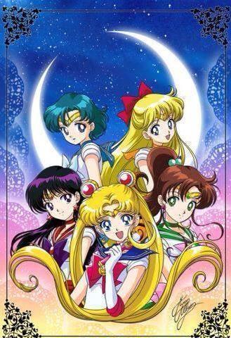 sailor moon crystal - (Anime, Serie, online)