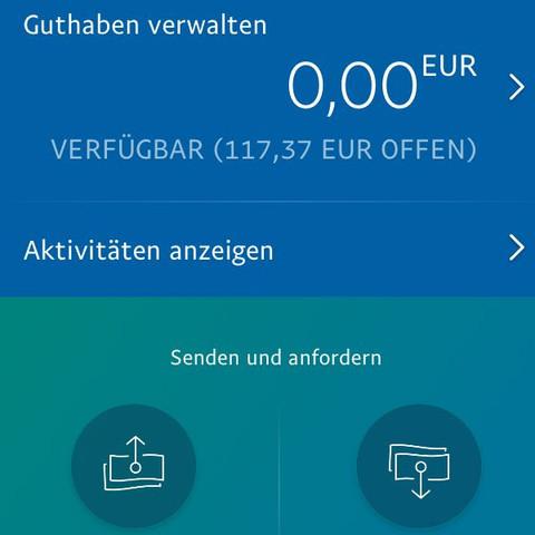 Paypal Gibt Geld Nicht Frei