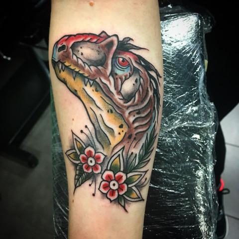 Tattoo - (Pflege, Tattoo, Folie)
