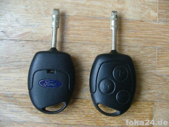 Beispiel bild zum Autoschlüssel - (Schlüssel, Ford, Funk)