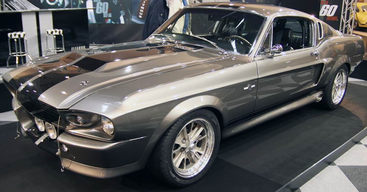 Ford Mustang Gt 500 Eleanor Nur Ein Film Mythos Auto