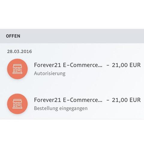 Paypal Offen Autorisierung