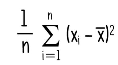 Varianz Berechnen Formel : formel der standardabweichung varianz mathematik statistik ~ Themetempest.com Abrechnung