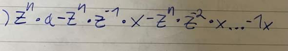 Formel finden Mathe?