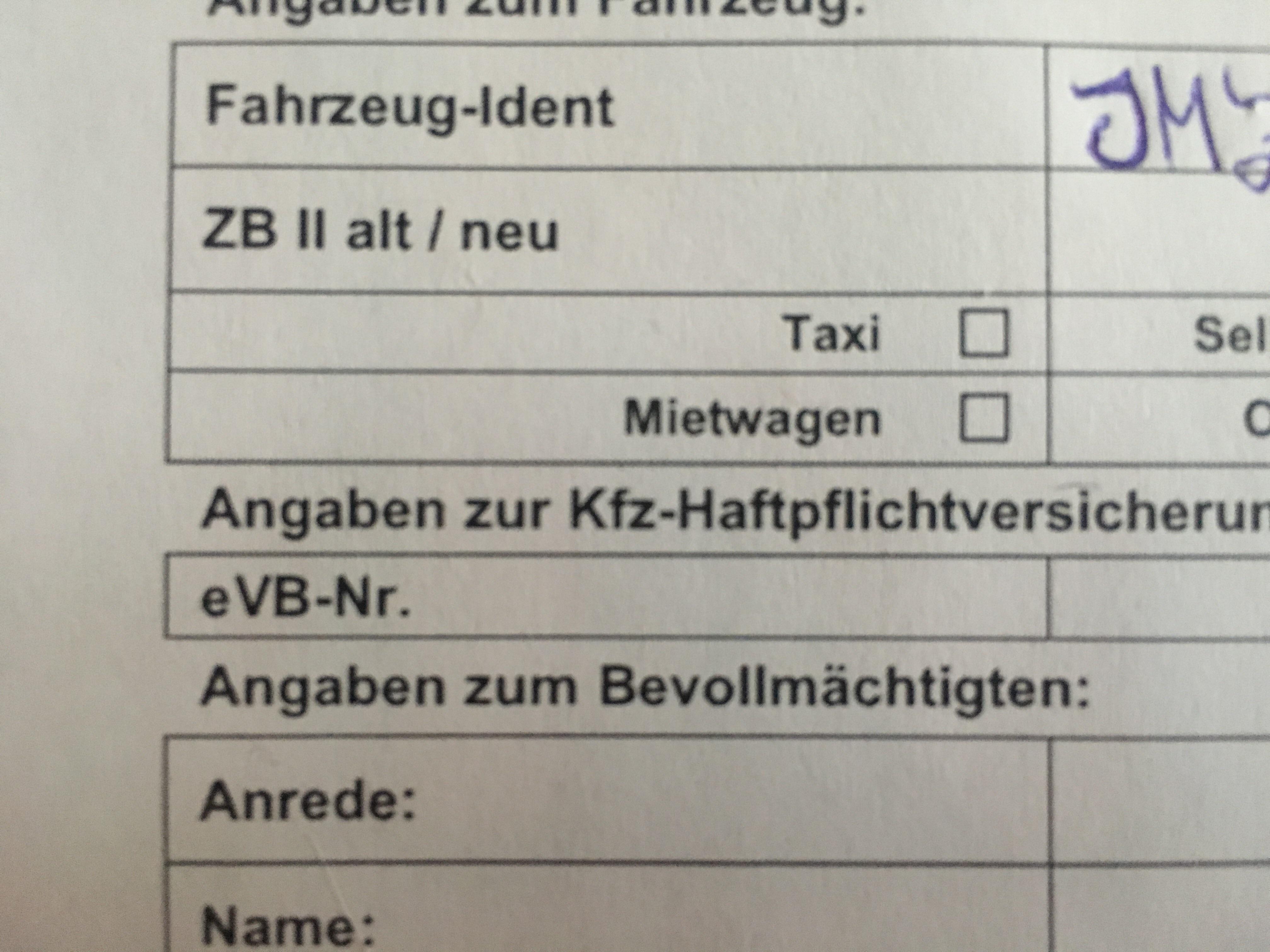 Zb Ii Alt/Neu