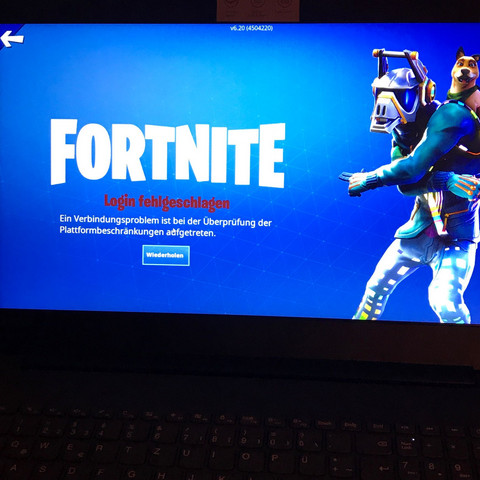- fortnite ps4 verbindungsprobleme