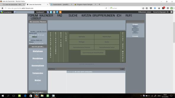 das grüne da (: - (html, Code, Forum)