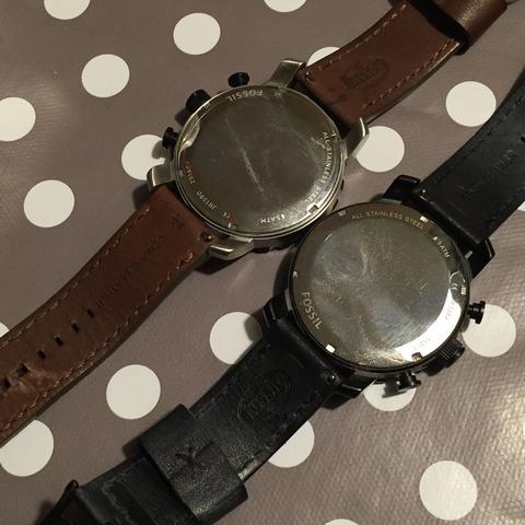 Leder Armbanduhr Wechseln