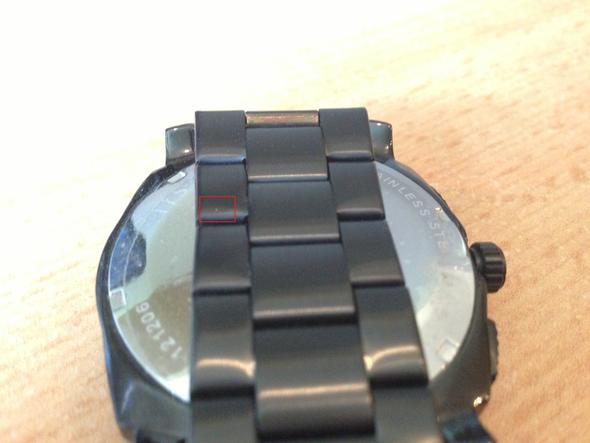 Uhr - (Uhr, Fossil)