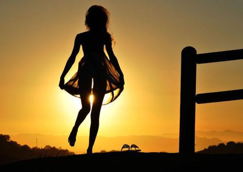 Sonnenshooting - (Foto, Fotografie)