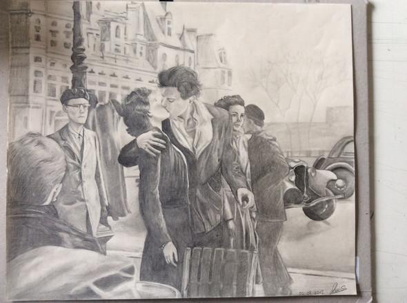Meine Zeichnung - (Kunst, zeichnen, fotorealistisch)