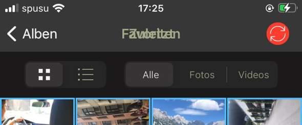 Fotos von iPhone auf PC spielen?