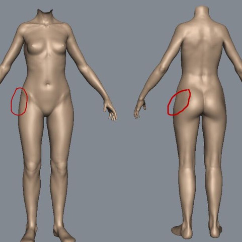 Bild zur Veranschaulichung  - (Sport, Fitness, Muskeln)