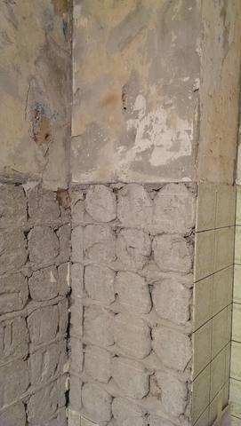 Wand1 - (renovieren, verputzen, Sanieren)